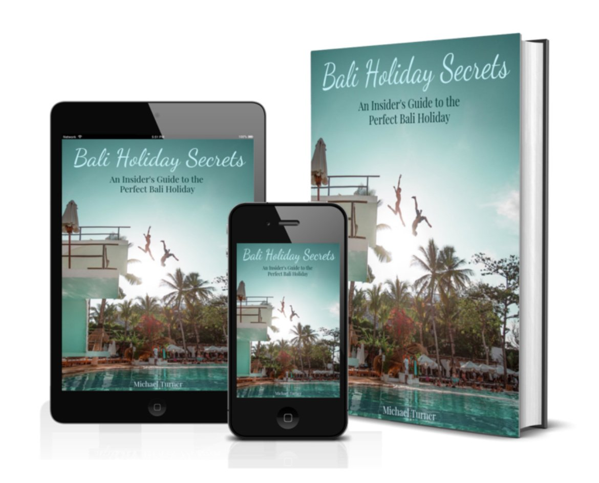 Bali Holiday Secrets - Download the eBook