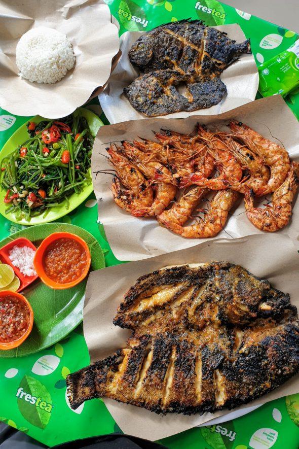 Ikan Bakar - Best Indonesian Food in Bali