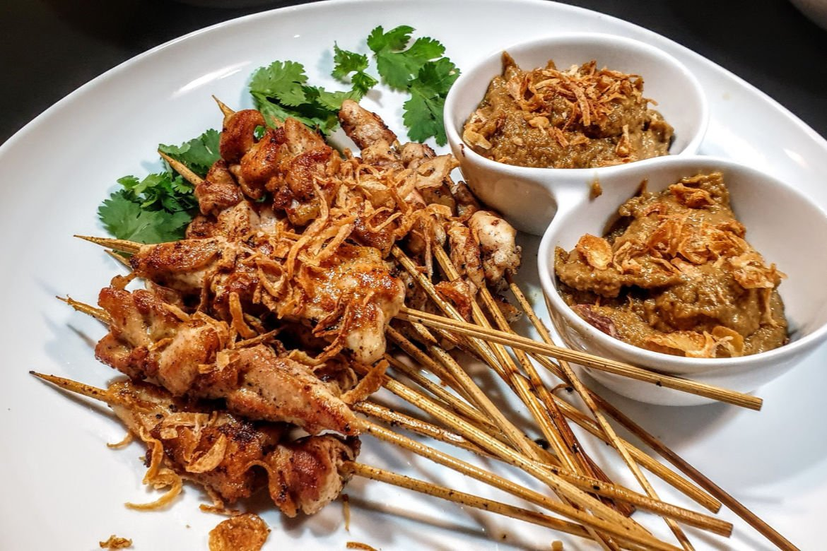 Sate Ayam - The Best Indonesian Food in Bali