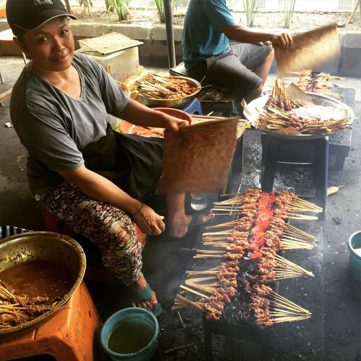 Sate Babi - The Best Indonesian Food in Bali