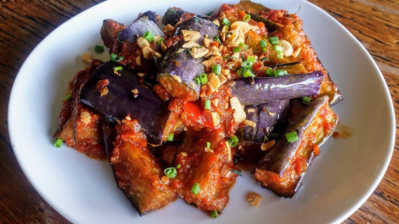 Terong Balado - Idoinesian Food Your Must Try in Bali