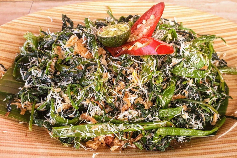 Urap Sayur - Indonesian Food You Must Try in Bali