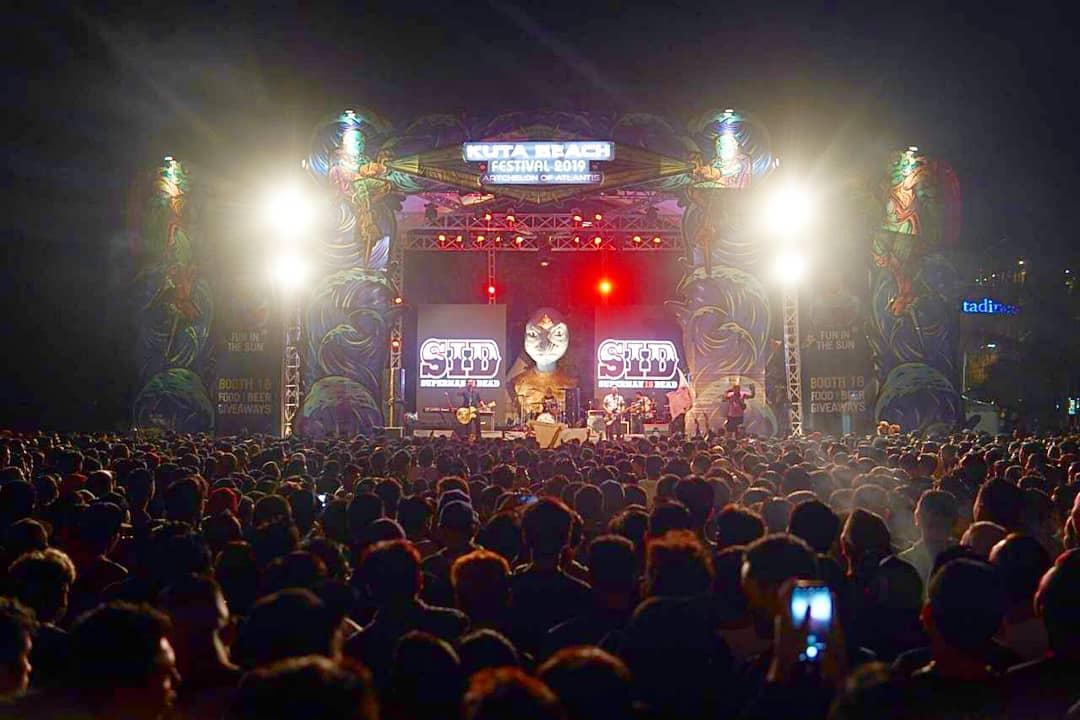 Kuta Beach Festival